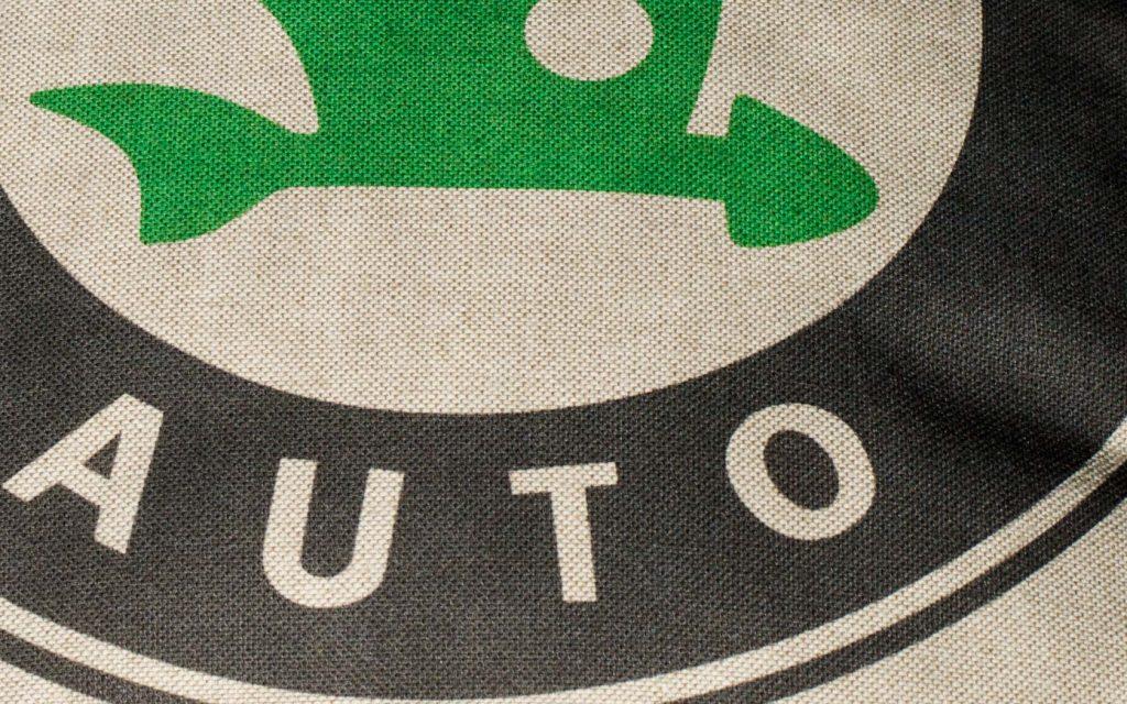 Bavlnená obliečka s kvalitnou potlačou na textil