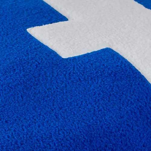 Vankúš Facebook a jeho príprava - detail
