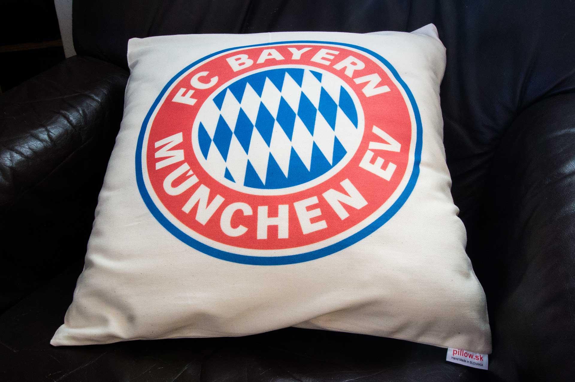 Vankúš FC Bayern Mníchov z Bundesligy