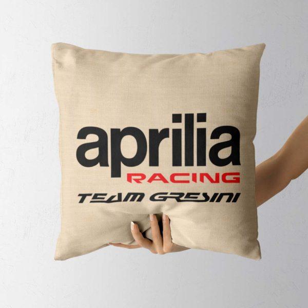 Vankúši stajne Aprilia Racing Team Gresini z MotoGP