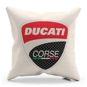 Vankúš teamu Ducati Lenovo Team z MotoGP