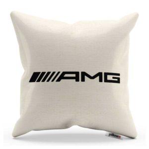 Vankúš s logom automobilu AMG Mercedes