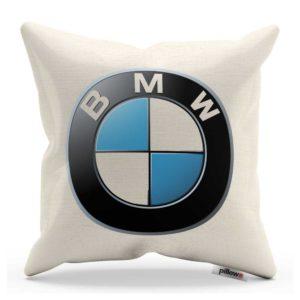 Vankúš s logom automobilu BMW