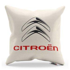 Vankúš s logom automobilu Citroën