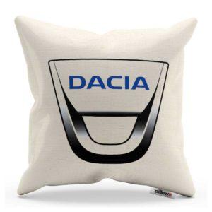 Vankúš s logom automobilu Dacia