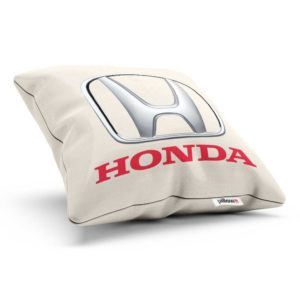 Vankúšik s logom automobilovej značky Honda