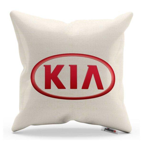 Vankúš s logom automobilu KIA