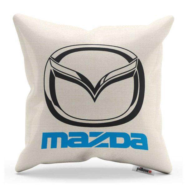 Vankúš s logom automobilu Mazda