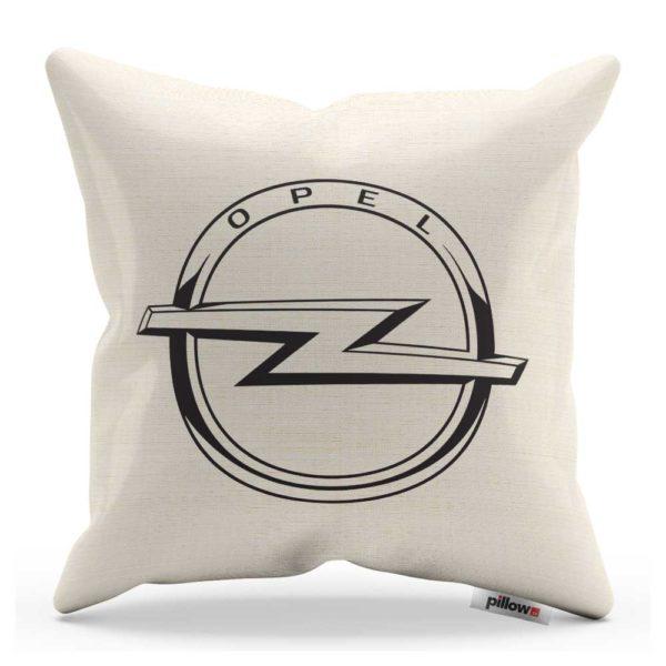 Vankúš s logom automobilu Opel