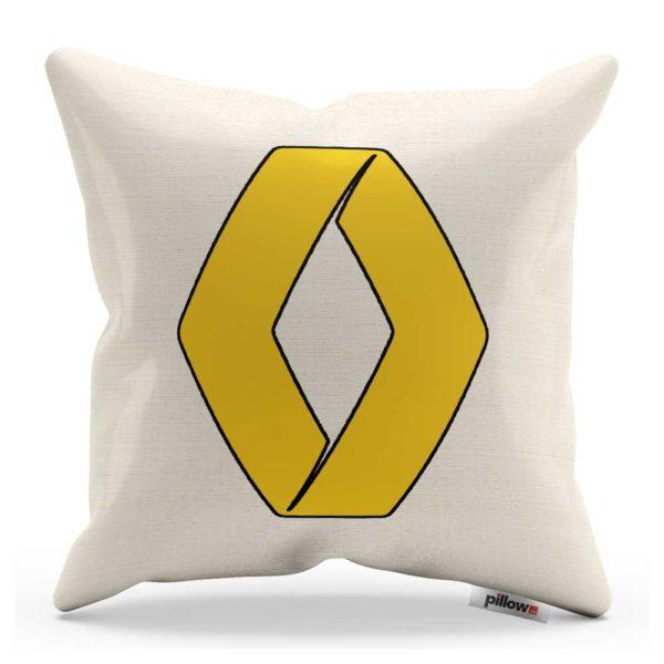 Vankúš s logom automobilu Renault