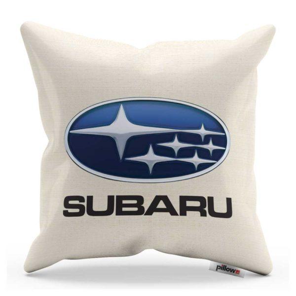 Vankúš s logom automobilu Subaru