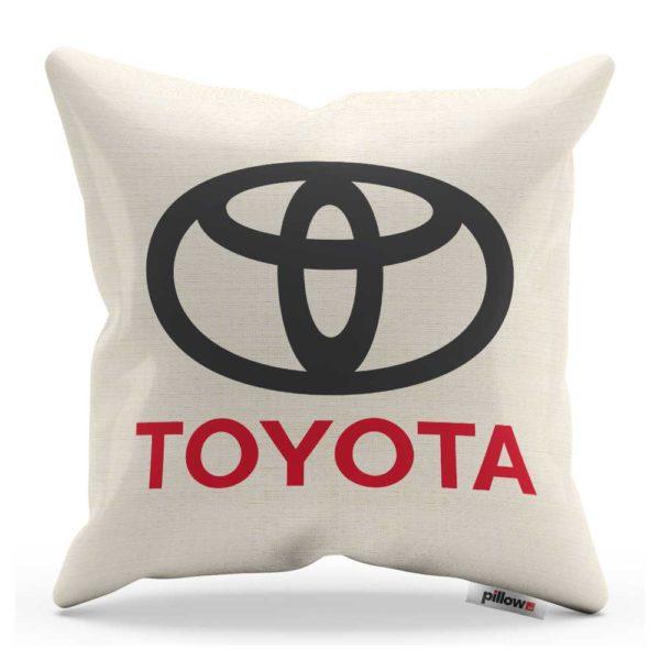 Vankúš s logom automobilu Toyota