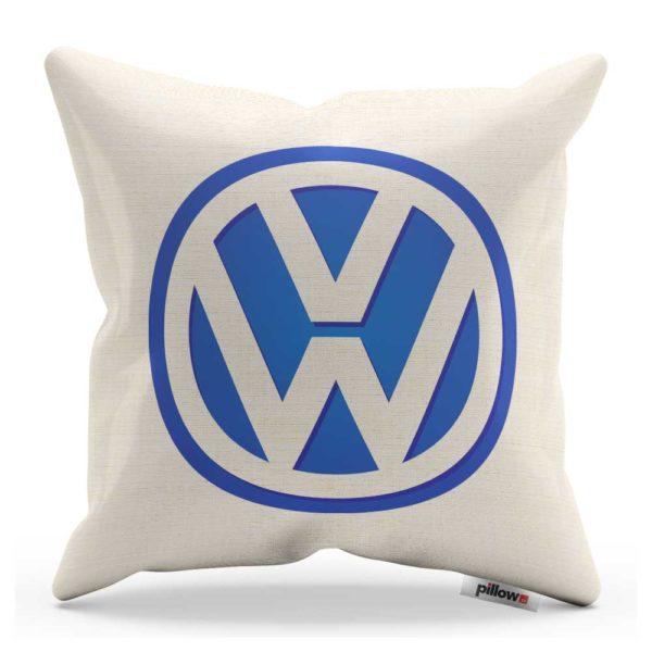 Vankúš s logom automobilu Volkswagen