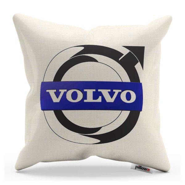 Vankúš s logom automobilu Volvo