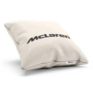Bavlnený vankúš s logom teamu McLaren F1 Team