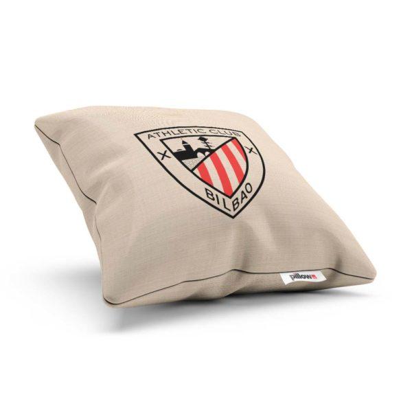 Futbalový klub Athletic Club Bilbao na vankúšiku s obliečkou
