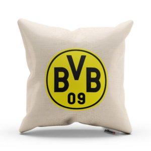 Klub Borussia Dortmund - vankúš s futbalovým znakom