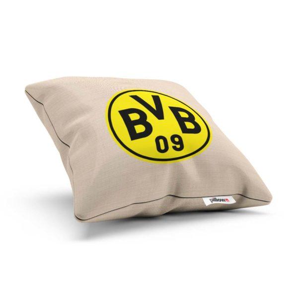 Klub Borussia Dortmund - vankúšik s futbalovým logom
