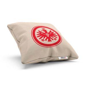 Originálny vankúš s logom futbalového teamu Eintracht Frankfurt