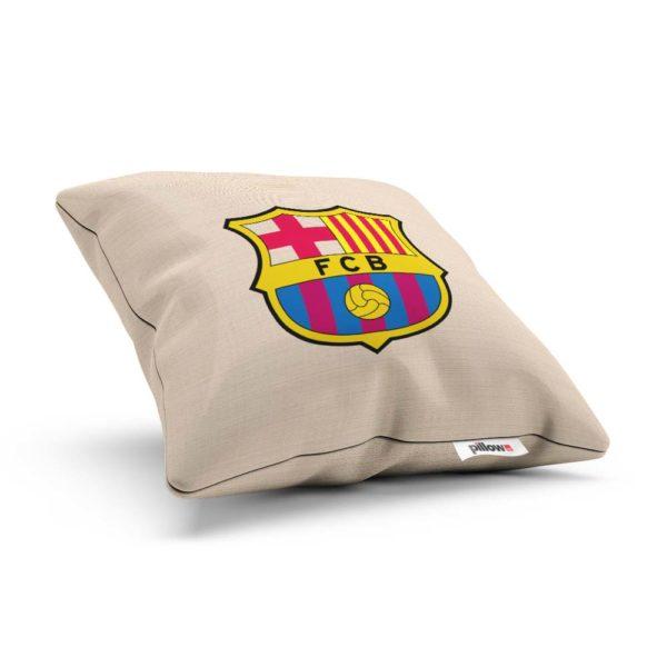 Futbalový klub FC Barcelona na vankúši