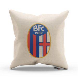 Bologna FC fotbalový klub, tlačené logo na vankúši
