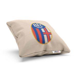 Bologna FC futbalový klub, tlačené logo na vankúšiku