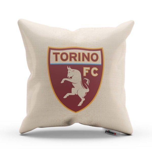 Vankúš Torino FC s logom futbalového klubu zo Serie A