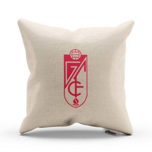 Vankúšik Granada CF s logom futbalového klubu
