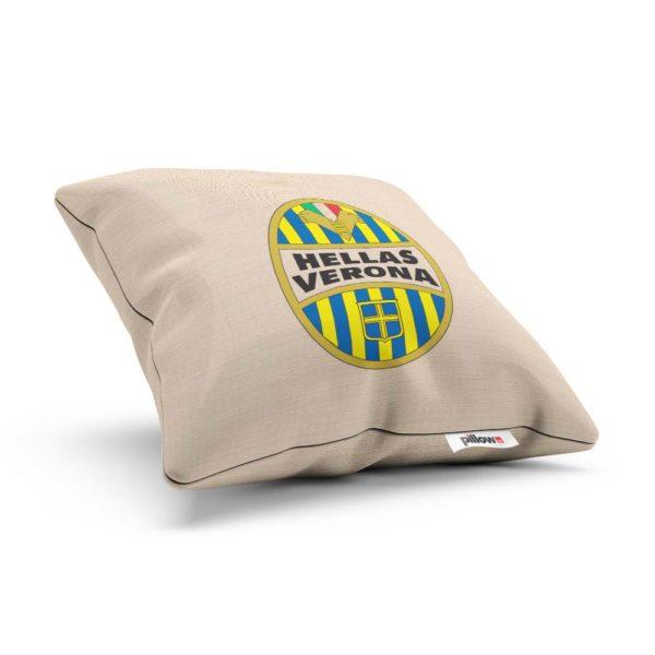 Hellas Verona FC - logo na handmade vankúšiku