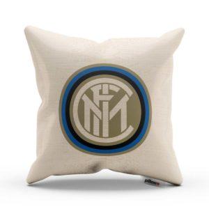 Športový vankúš s logom futbalového klubu Inter Miláno