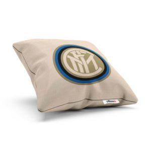 Originálny vankúš s logom futbalového klubu Inter Miláno
