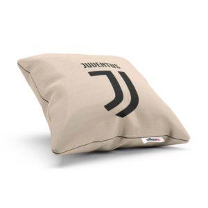 Športový vankúš s logom futbalového tímu Juventus Turín