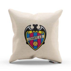 Originálny vankúš s logom futbalového tímu Levante UD
