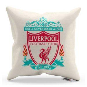 Liverpool fotbalový klub, tlač loga na vankúši