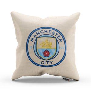 Originálny vankúš s logom klubu Manchester City