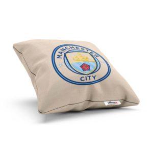 Originálny vankúš s logom teamu Manchester City