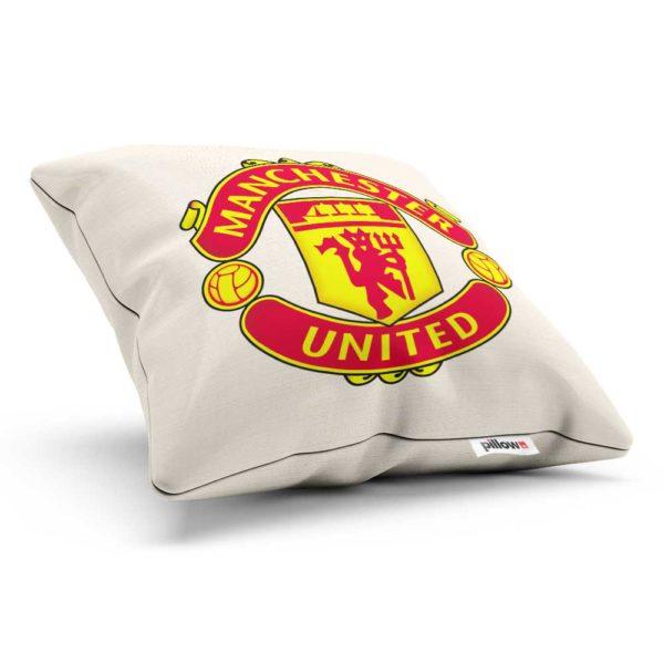 Originálny vankúš s logom futbalového tímu Manchester United