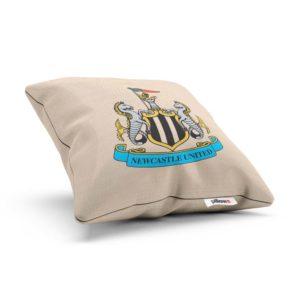 Originálny vankúš s logom futbalového teamu Newcastle United
