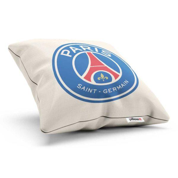 Vankúšik s logom futbalového tímu PSG