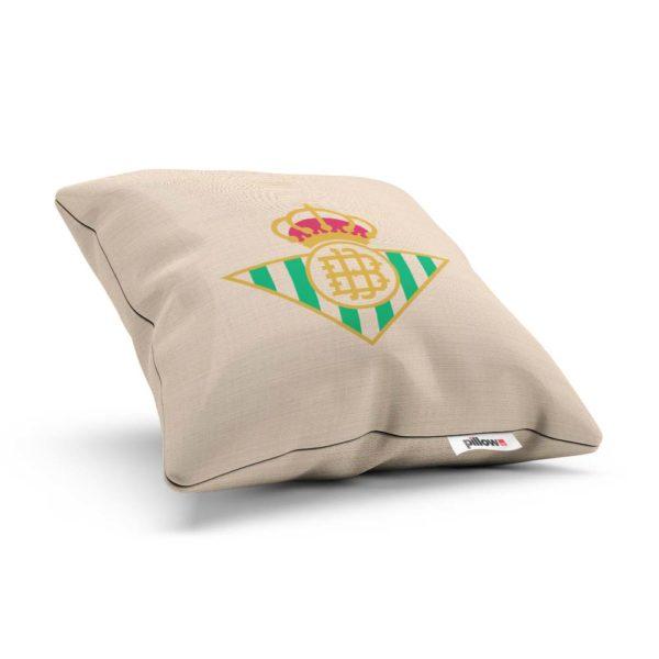 Vankúšik Real Betis s logom futbalového klubu La Liga