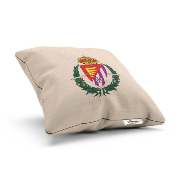 Originálny vankúš s logom futbalového tímu Real Valladolid