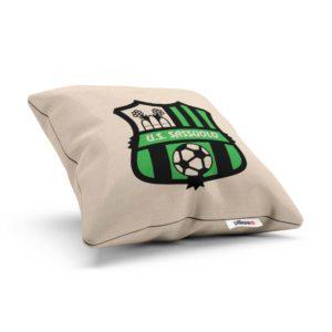 Futbalový klub US Sassuolo Calcio na bavlnenom vankúši