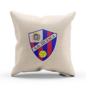 Dekoračný vankúšik so znakom klubu SD Huesca