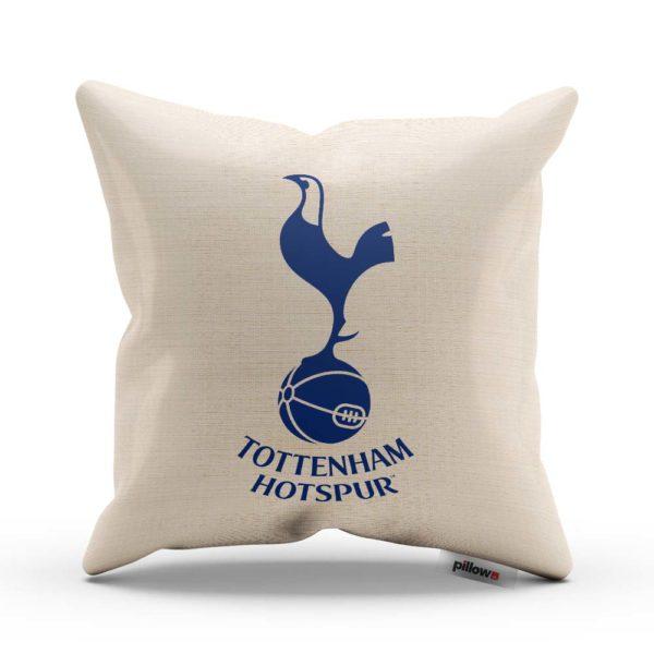 Modrý emblém FC Tottenham na vankúši od Pillow.sk