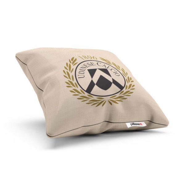 Dekoračný vankúš s emblémom klubu Udinese Calcio