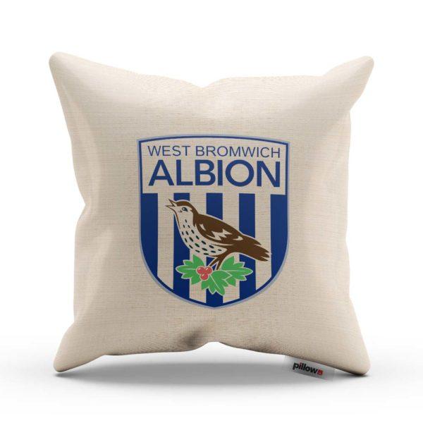 Futbalový klub West Bromwich Albion na vankúši