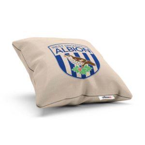 Futbalový klub West Bromwich Albion - položený vankúš