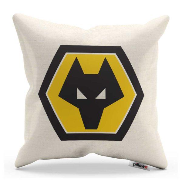 FC Wolverhampton na obliečke v žlto čiernej farbe