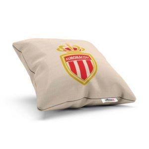 Vankúšik s logom futbalového tímu AS Monaco FC