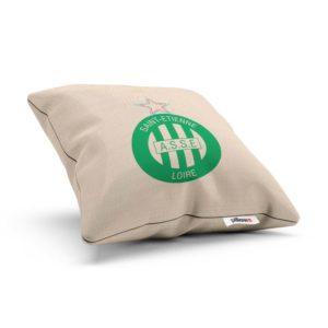 Vankúšik s logom futbalového tímu Angers SCO